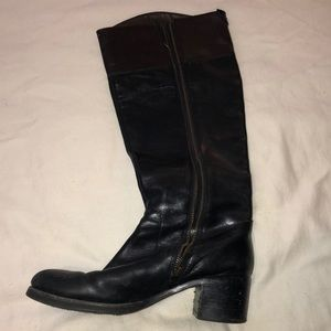 Vince Camuto Shoes - Vince Camuto Zip Up Boots